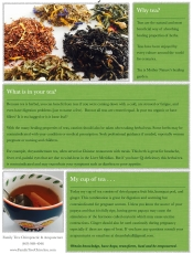 What's in your tea?